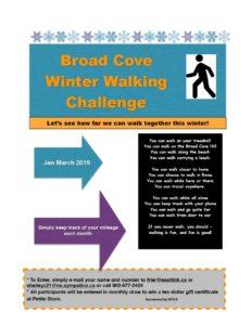 Winter Walking Challenge