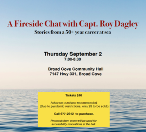Fireside Chat with Capt. Roy